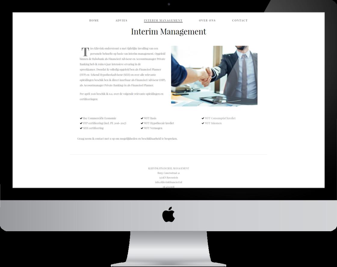 klievink financieel management